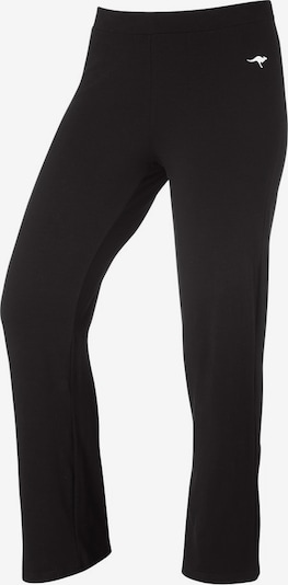 KangaROOS Jazzpants in schwarz, Produktansicht