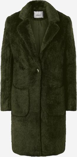 Palton de primăvară-toamnă 'Claire' ONLY pe verde închis, Vizualizare produs