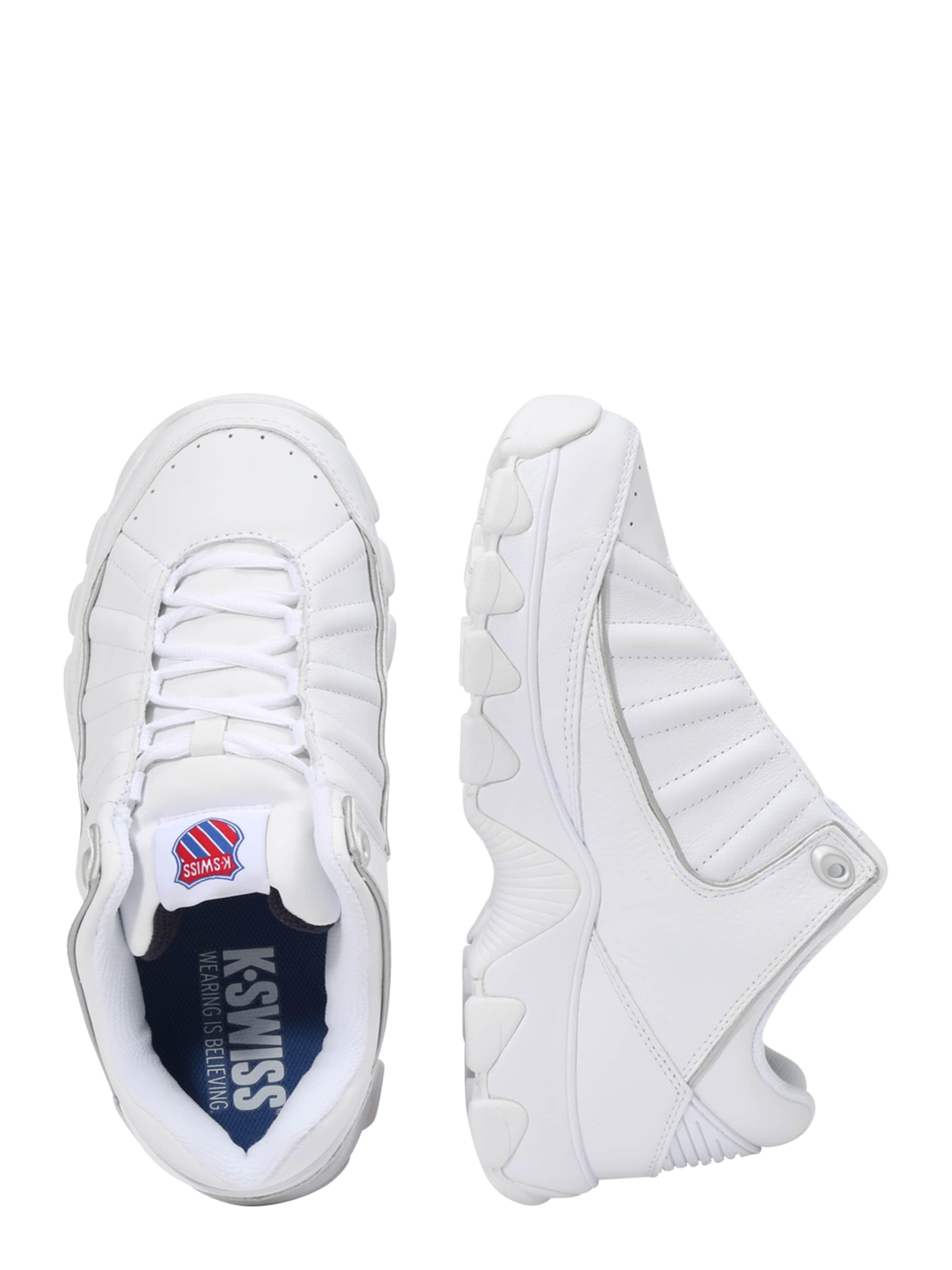 Sneaker In BlauHellrot Weiß 'k06045' K swiss 2DH9IWE
