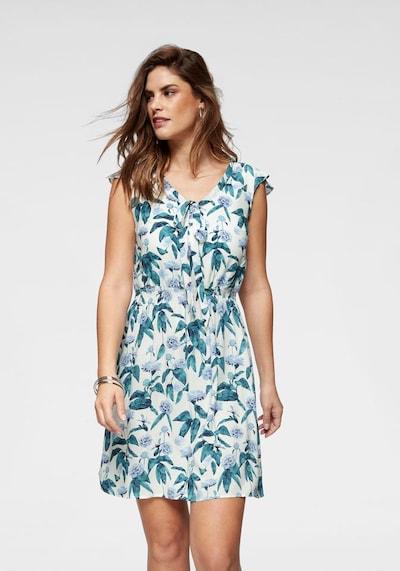 Vasarinė suknelė 'Caprice' iš ZABAIONE , spalva - pastelinė mėlyna / balta: Vaizdas iš priekio
