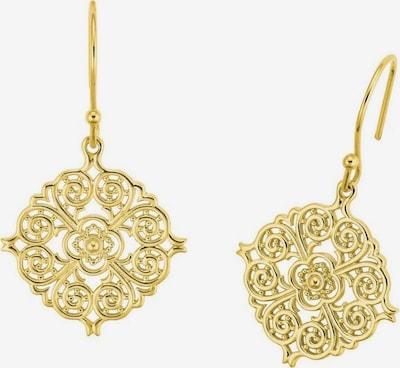 AMOR Ring in gold, Produktansicht