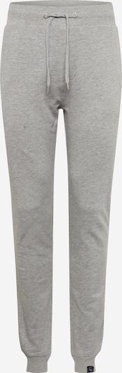 Hailys Men Trousers 'Samuel' in grey mottled, Item view