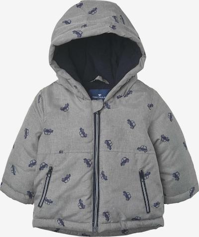 TOM TAILOR Jacken & Jackets Gemusterte Jacke mit Kapuze in mischfarben, Produktansicht