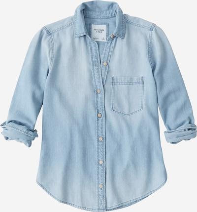 Abercrombie & Fitch Bluza 'Chambray' u plavi traper, Pregled proizvoda