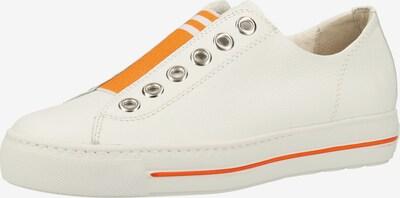 Paul Green Sneaker in orange / weiß, Produktansicht