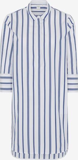 ETERNA Blouse in de kleur Blauw / Wit, Productweergave