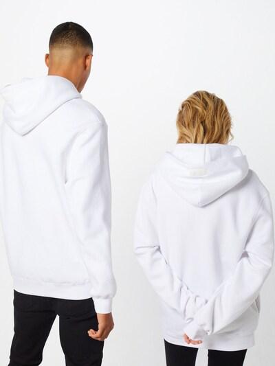 PARI Sweatshirt 'Pelin Hoodie' in weiß: Rückansicht