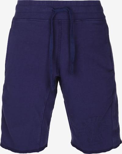 BETTER RICH Shorts UNIVERSITY ACID in ultramarinblau, Produktansicht