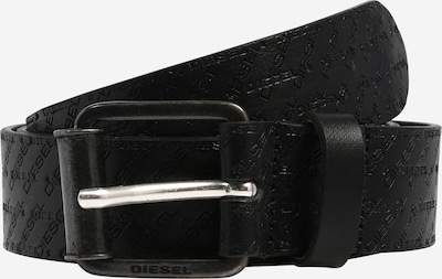 DIESEL Pas 'B-ZENO' | črna barva, Prikaz izdelka