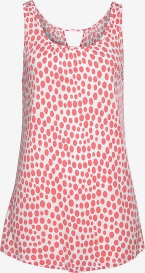 BEACH TIME Top in pink / pastellpink, Produktansicht