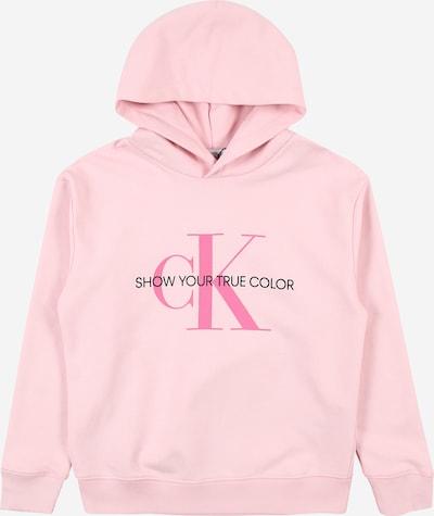 Calvin Klein Jeans Sweatshirt in pink / altrosa, Produktansicht