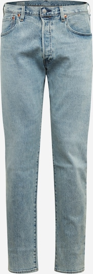 LEVI'S Jeans '501® '93 STRAIGHT' in blue denim, Produktansicht
