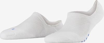FALKE Chaussons 'Cool Kick' en blanc, Vue avec produit