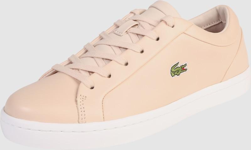 LACOSTE | Sneakers Sneakers Sneakers mit Logo-Stickerei a0aa36