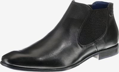 bugatti Stiefelette 'Mattia' in schwarz, Produktansicht