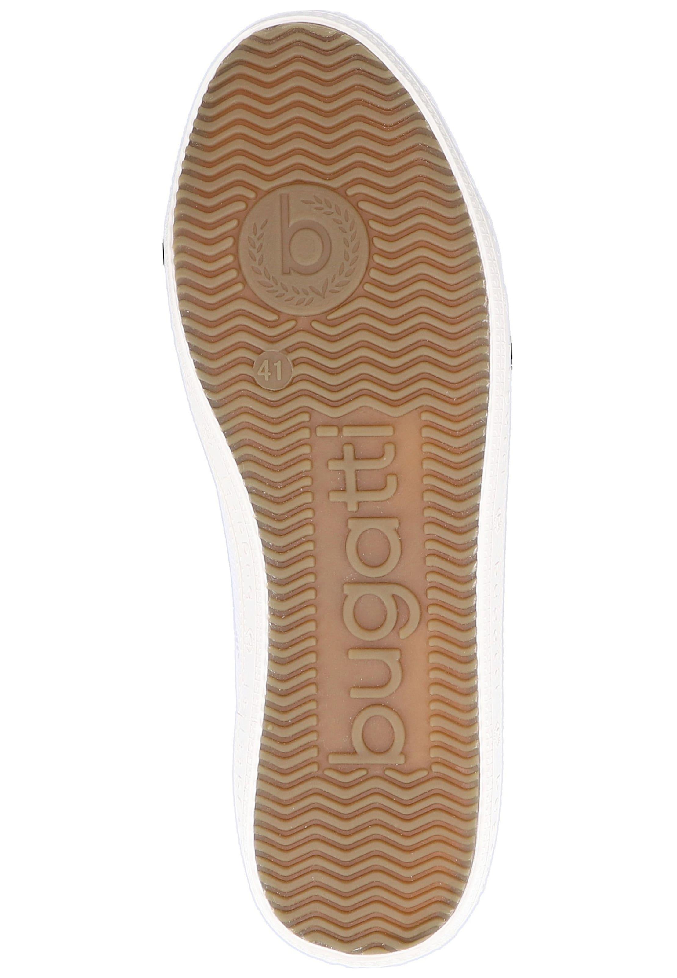 DunkelblauWeiß Bugatti Sneaker In Bugatti DunkelblauWeiß Sneaker In In DunkelblauWeiß Bugatti Bugatti Sneaker TKF13lJc