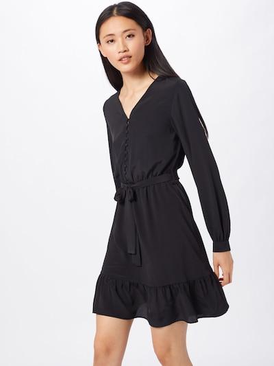 SISTERS POINT Kleid 'GLISS-DR' in schwarz, Modelansicht