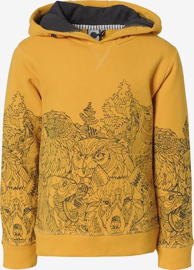 TUMBLE N' DRY Sweatshirt 'Vikram' in dunkelblau / goldgelb, Produktansicht