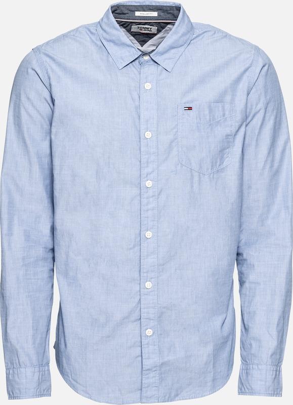 On Jeans Shirt' En Bleu Chemise End 'tjm Tommy Cobalt Original srxoBhQtdC