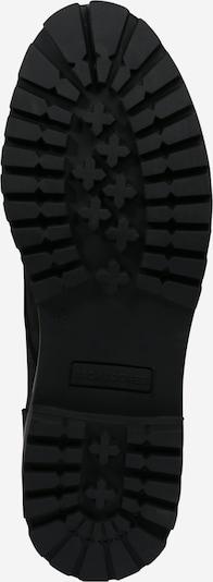 JACK & JONES Stiefel 'JFWStoke' in schwarz: Ansicht von unten