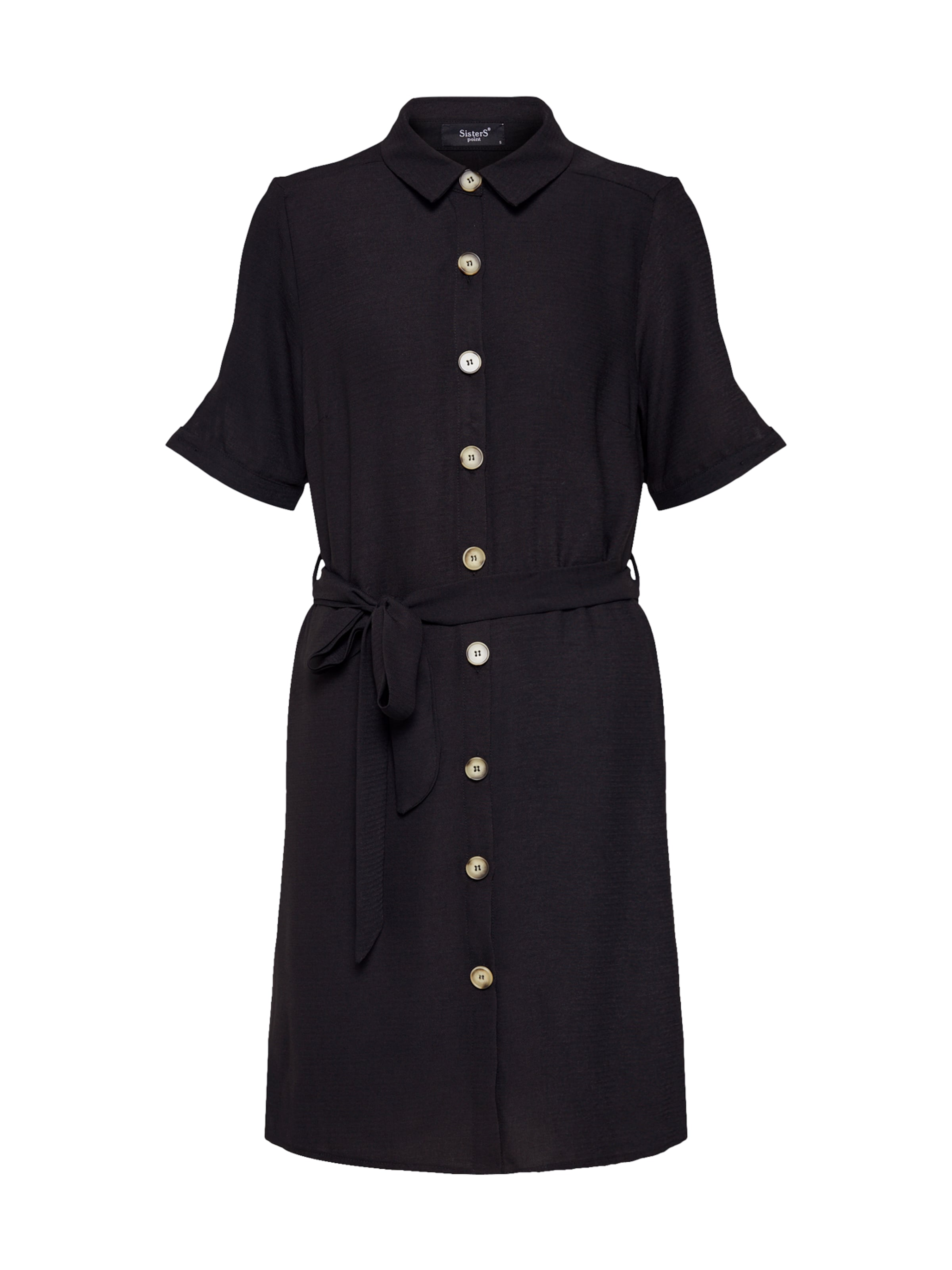Robe chemise Sisters Noir ss Point 'erob En a' gymIbf76vY