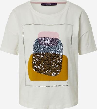 LAUREL Koszulka w kolorze mieszane kolory / białym, Podgląd produktu