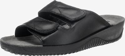 ROHDE Pantolette 'Soltau-40' in schwarzmeliert, Produktansicht