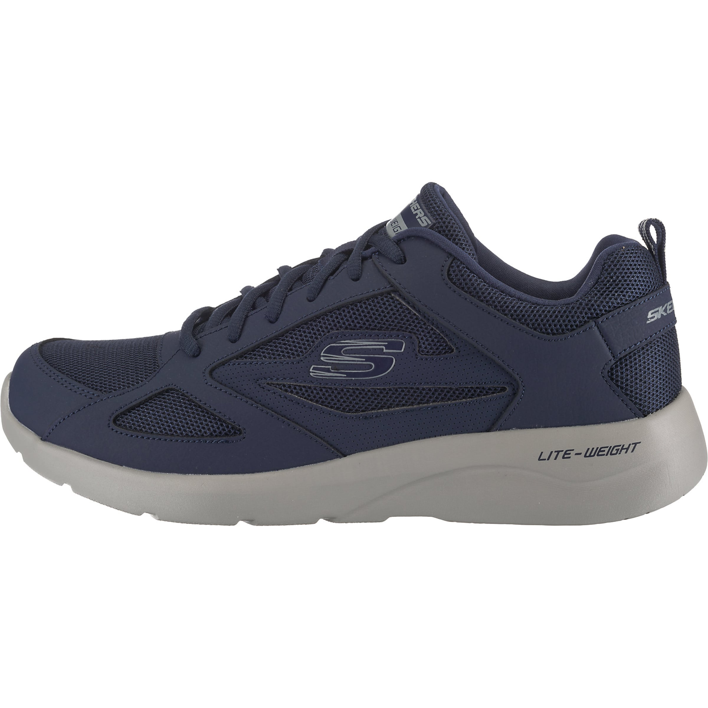 0 Nachtblau Fallford' In Sneakers 'dynamight 2 Skechers TkZuOPXi