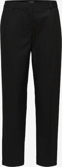 SELECTED FEMME Pantalon in de kleur Zwart, Productweergave