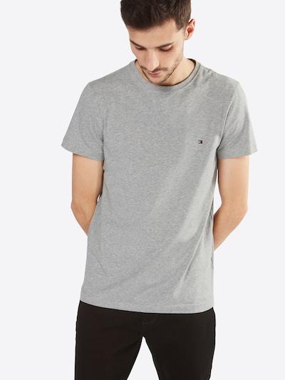TOMMY HILFIGER Shirt in hellgrau: Frontalansicht