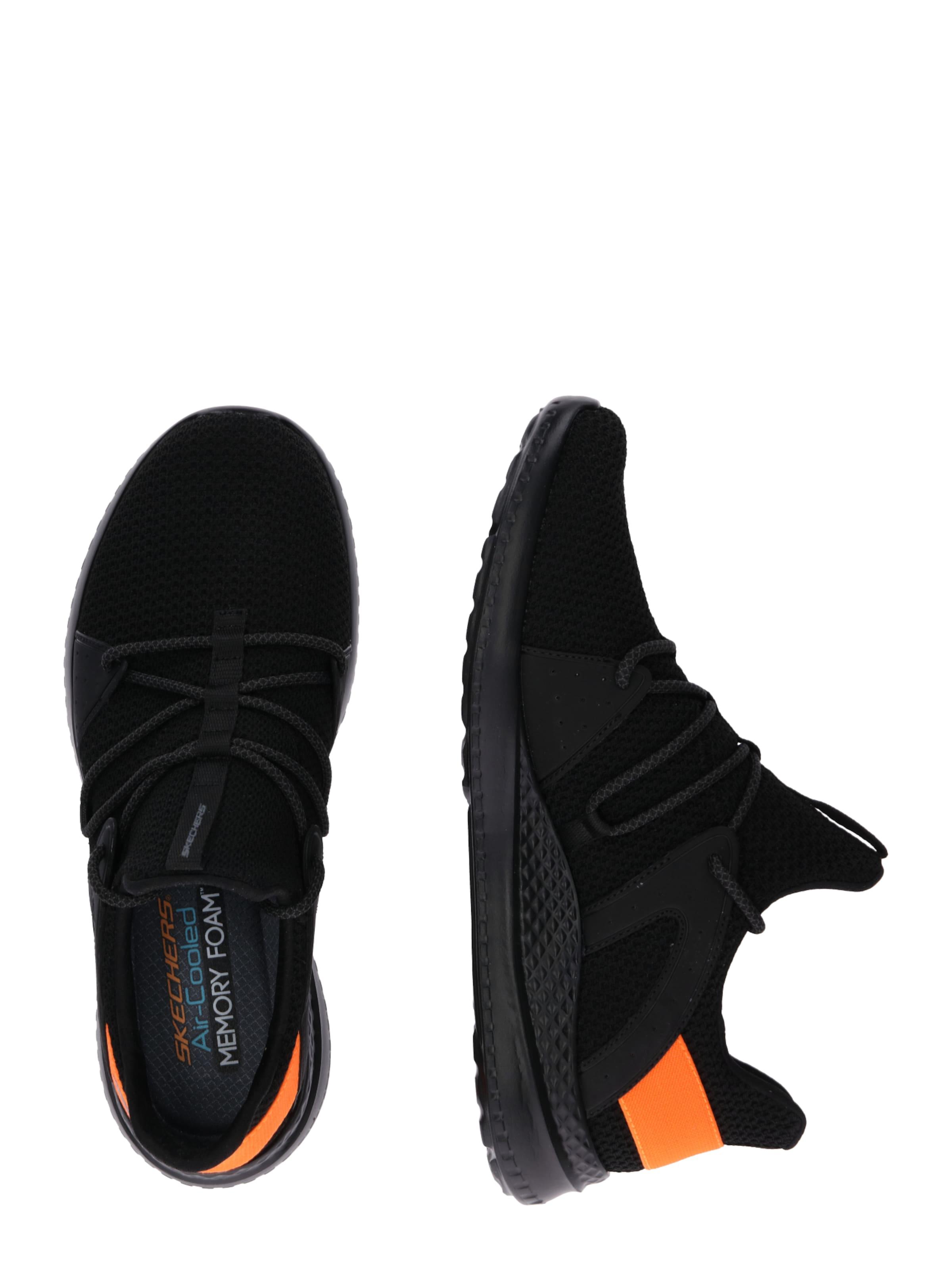 In HellorangeSchwarz In HellorangeSchwarz 'materaStrongland' Sneaker Skechers Skechers Sneaker 'materaStrongland' Skechers Om0v8nwN