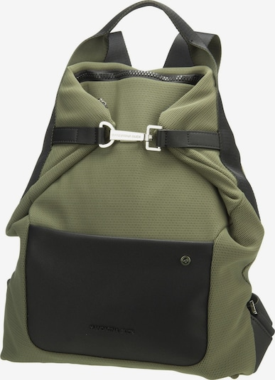 MANDARINA DUCK Rucksack / Daypack ' Camden Backpack VBT05 ' in grün, Produktansicht