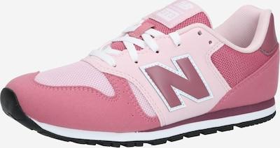 new balance Sneaker 'YC373 M' in pink / rosé / dunkelpink, Produktansicht