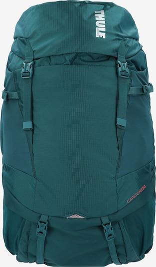 Thule Rucksack in smaragd, Produktansicht