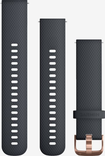 GARMIN Uhrenarmband in dunkelblau, Produktansicht