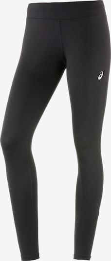 ASICS Spodnie sportowe 'Silver' w kolorze czarnym, Podgląd produktu