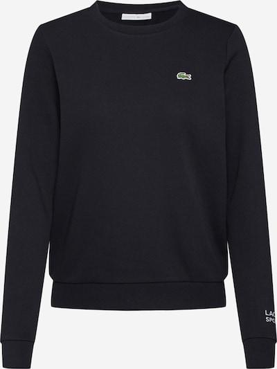 LACOSTE Sweatshirt in schwarz, Produktansicht