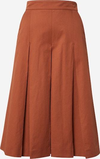 Kelnės 'ALBANO' iš Sportmax Code , spalva - ruda (konjako), Prekių apžvalga