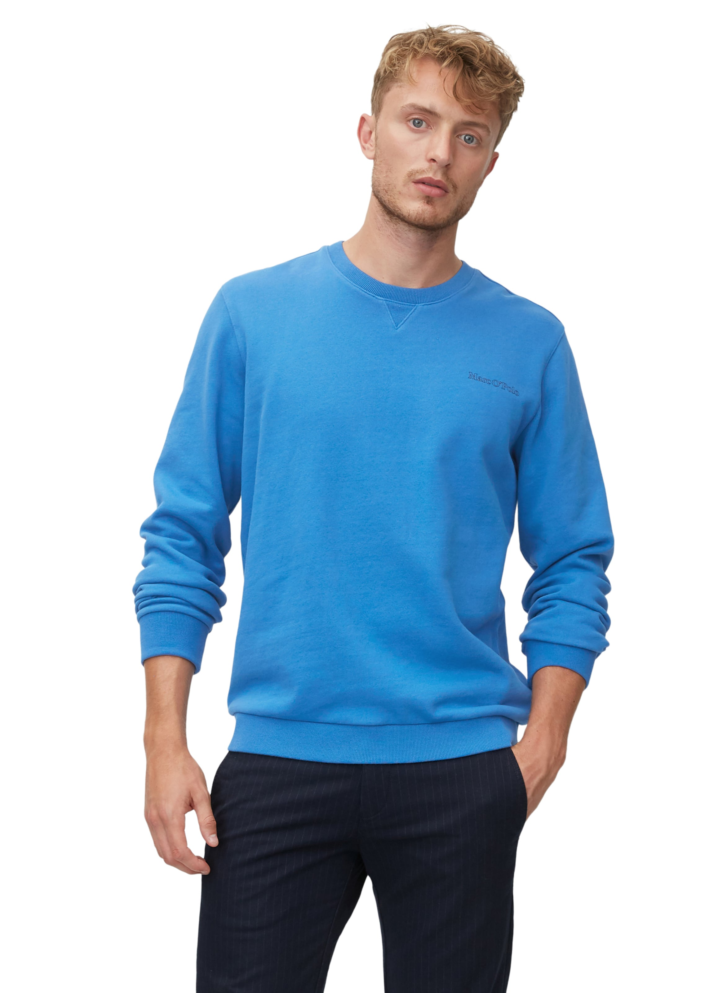 Marc Royalblau O'polo Marc Sweatshirt In O'polo hQdCstr