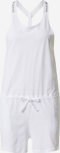 Pižama iš Calvin Klein Swimwear , spalva - balta, Prekių apžvalga