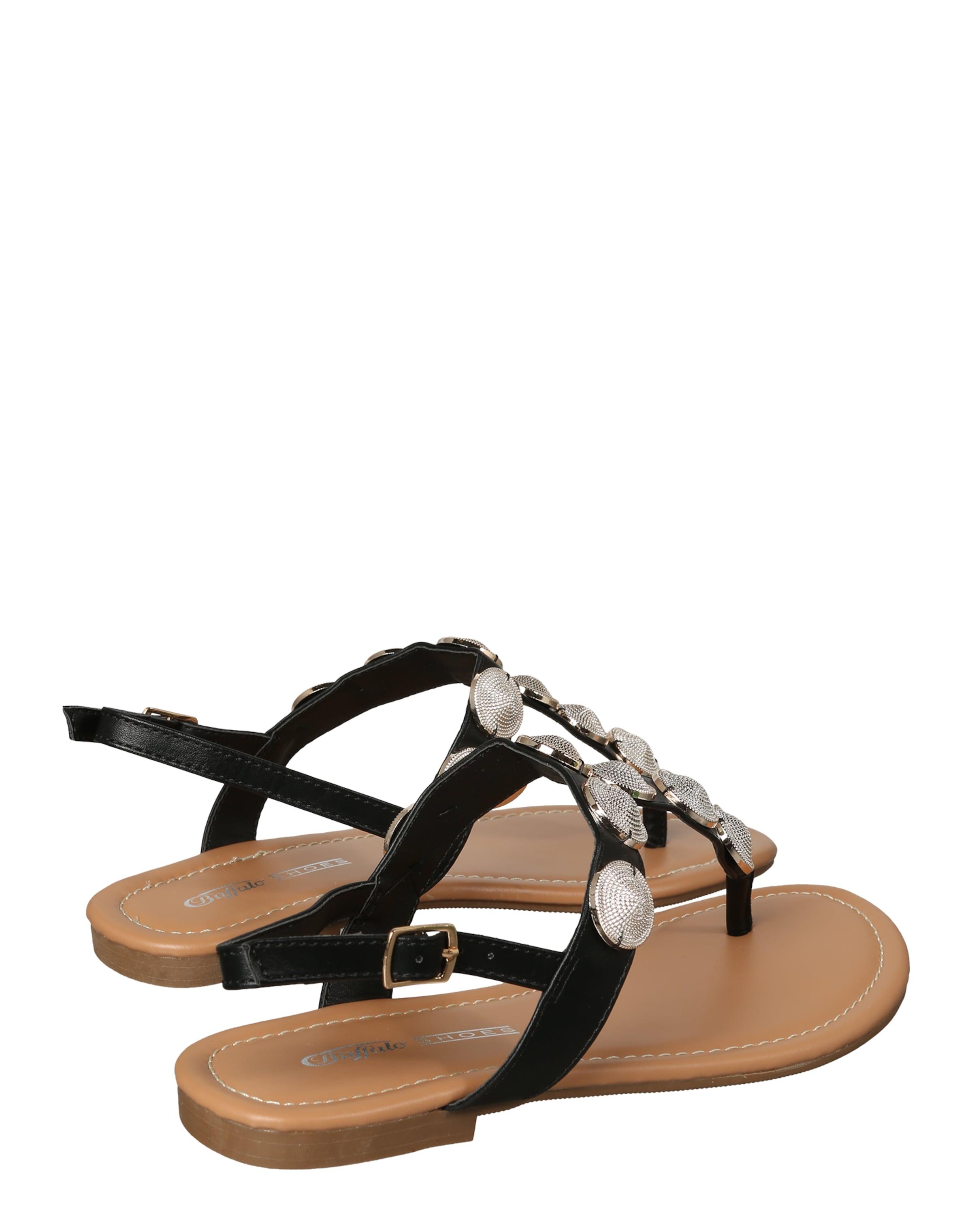 Günstig Kaufen Großen Rabatt Rabatt Zum Verkauf BUFFALO Sandaletten Billig Verkauf Erstaunlicher Preis 100% Original Online-Verkauf Verkauf Genießen KOXuTB1wW