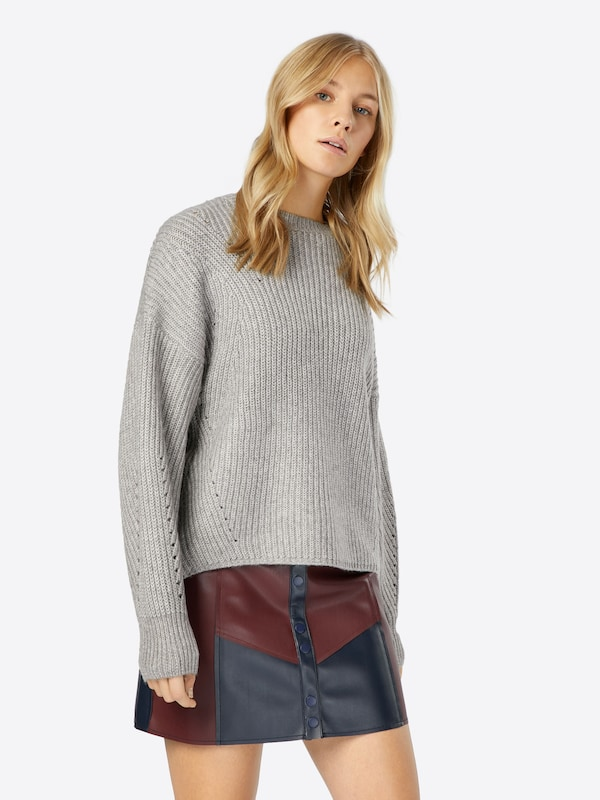 NEW LOOK Grobstrick Pullover