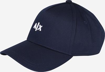 ARMANI EXCHANGE Cepurīte kamuflāžas / balts, Preces skats