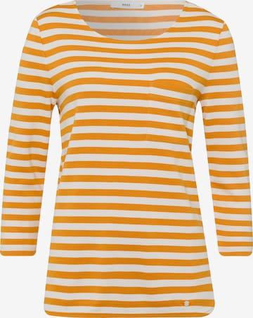 BRAX Shirt 'Bonnie' in Gelb