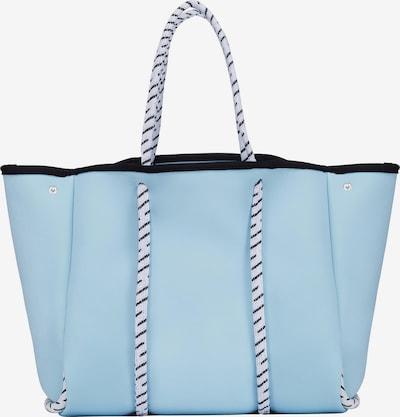 Kamoa Shopper in hellblau, Produktansicht