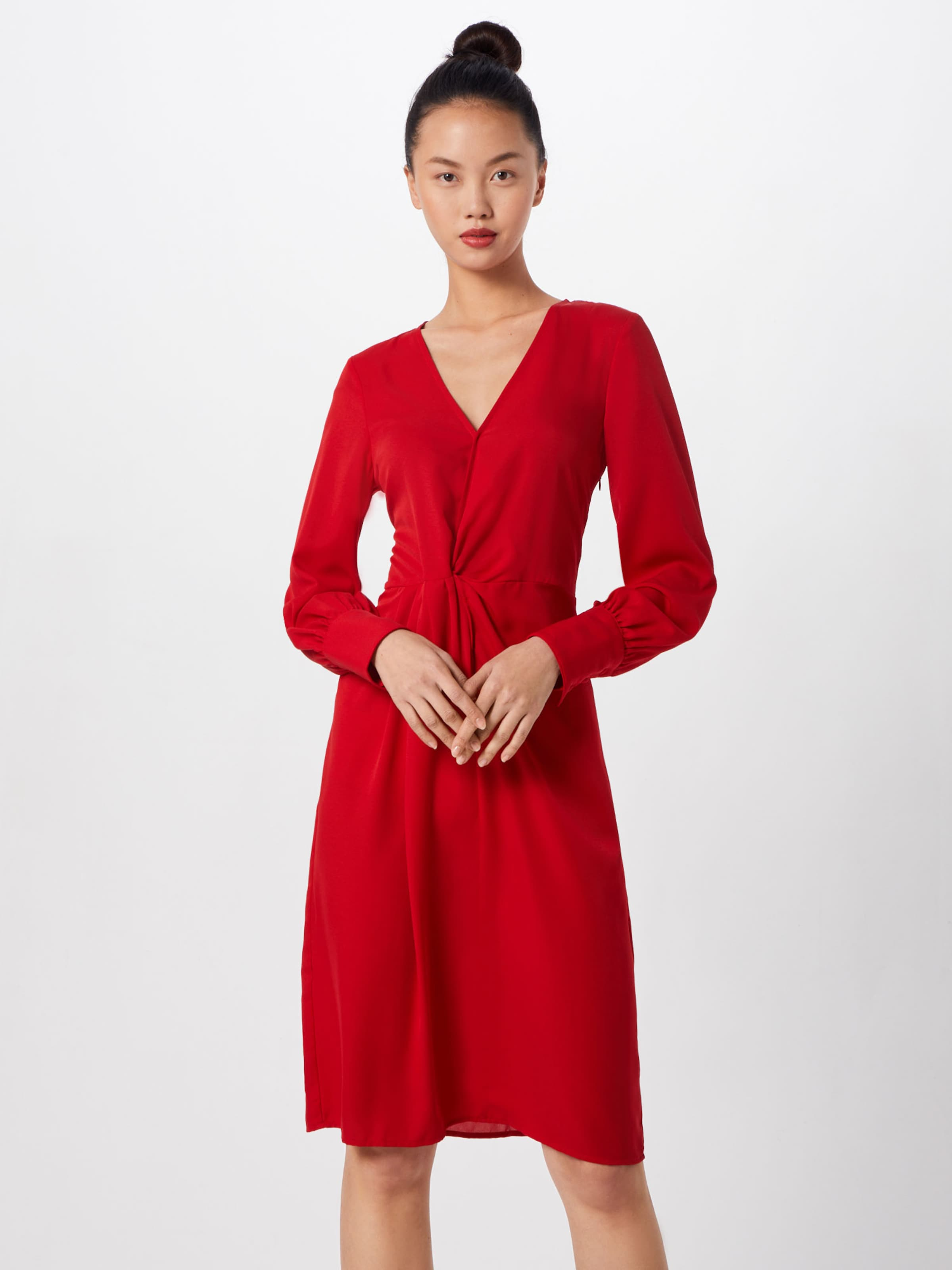 Kleid 'cannes' 4thamp; In Reckless Rot vwOm8n0N