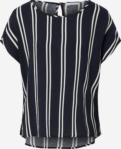 Hailys Shirt 'Farina' in navy / weiß, Produktansicht