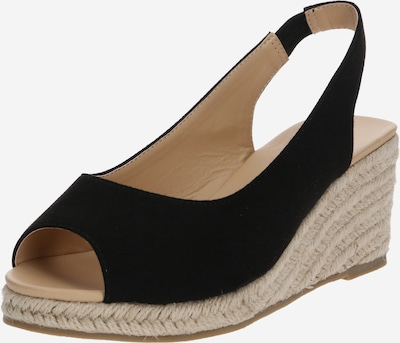 ABOUT YOU Slingback pumps 'Ylvi' i svart, Produktvy