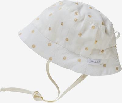 STERNTALER Chapeau en beige / or, Vue avec produit