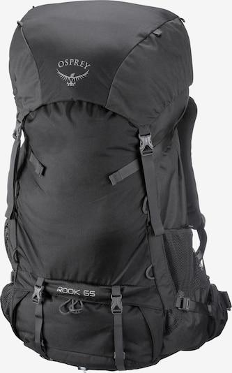 Osprey Rucksack 'Rook 65' in anthrazit / schwarz, Produktansicht